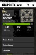 MW3CareerMenuCoDElite
