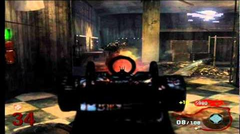 Black Ops Zombies - M14 Upgraded - Mnesia