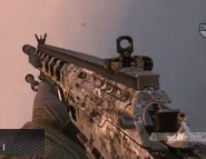 Ballista Iron Sights Ghostex Delta Six BOII