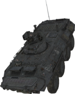BTR-80 model MW2