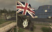UK and SAS flag F.N.G. COD4