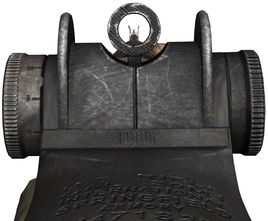 File:M1 Garand Iron Sights CoD3.png