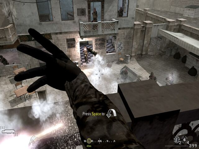 File:Tossing flashbang onto patio War Pig CoD4.jpg