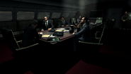 Turbulence Meeting Undergoes