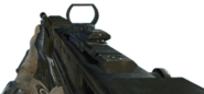 L86 LSW Red Dot Sight MW3