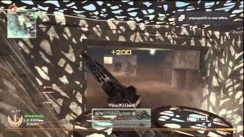 Little Devil A MW2 Minitage by Roflchopter54