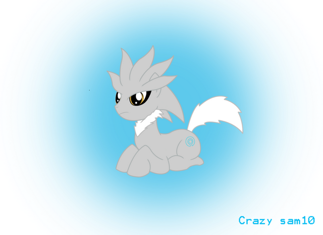 File:Silver the Hedgehog pony 2.png