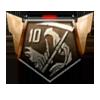 10 Streak Medal BOII.png