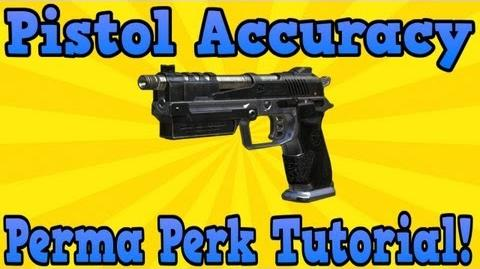 """Black Ops 2 Buried"" Pistol Accuracy Perma Perk Tutorial! (""Black Ops 2 Zombies"")"