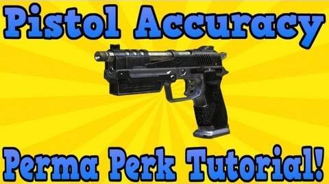 """""""Black Ops 2 Buried"""" Pistol Accuracy Perma Perk Tutorial! (""""Black Ops 2 Zombies"""")"""