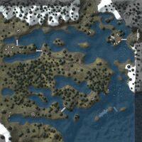 East Svealand map
