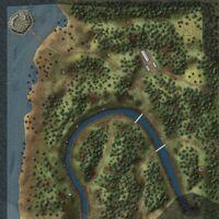 Caldey map