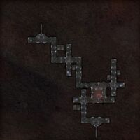 Lower Crypt map