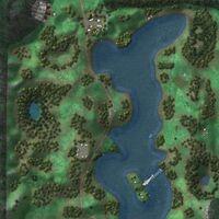 Lough Derg map