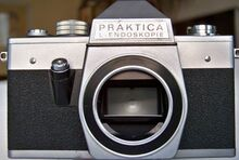 Praktica L endoskope MM1