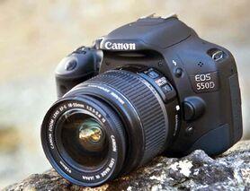 Canon-550D