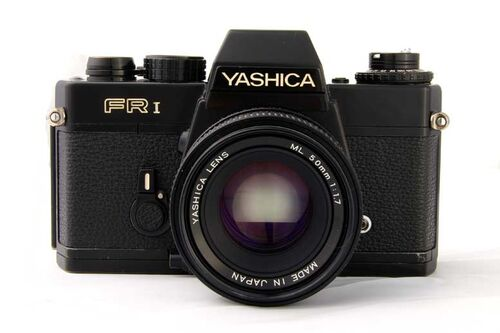 Yashica fri obj 50mm