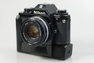 Nikon EM 01 DxO