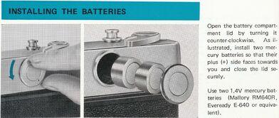 Lynx 14e Battery Compartment