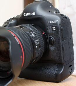 Canon's EOS-1D X