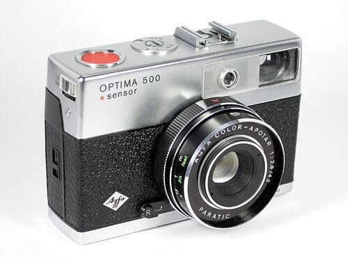 Optima-500-sensor