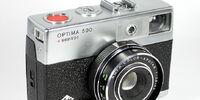 Agfa Optima 500 Sensor