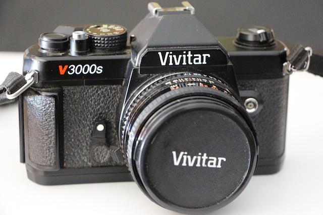 Vivitar v3000s