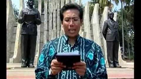 Proklamasi Fadjroel for President 2009