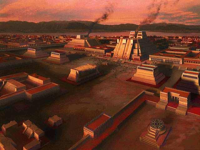 a description of the fall of the toltec civilization The toltec civilization also influenced mexico's cultural history.