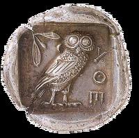 Owl-on-the-Tetradrachma