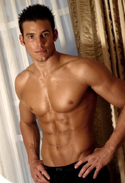 BUILT by tallsteve: Lots O Muscle