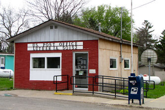 Post office 50152 luther