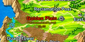 Golden-plain