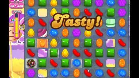 Candy Crush Saga Level 295 No Boosters 3 Stars 313,560