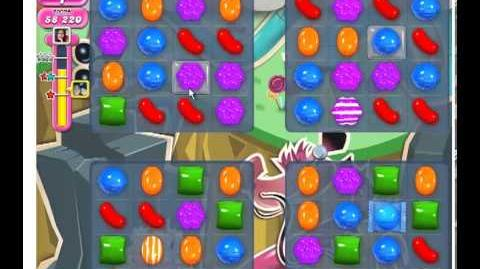 Candy Crush Level 33 - No Boosters - 3 stars