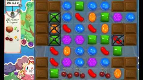 Candy Crush Saga Level 62