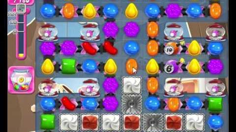Candy Crush Saga LEVEL 2165 NO BOOSTERS (25 moves)