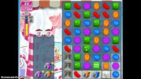 Candy crush saga level 499 no booster