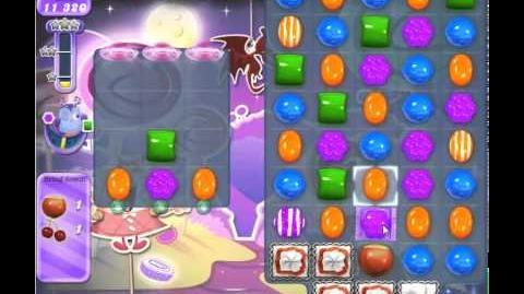 Candy Crush Saga Dreamworld Level 296 (Traumwelt)
