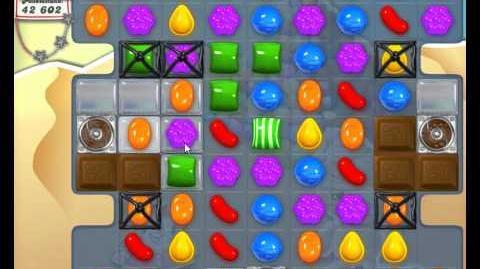 Candy Crush Saga Level 161
