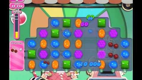 Candy Crush Saga Level 15 Walkthrough