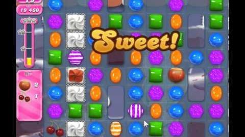 Candy Crush Saga Level 352 - 3 Star - no boosters