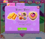 Super Sale on bank