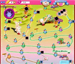 Minty Meadow Map
