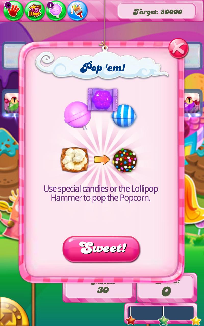 Sugar Pop Saga