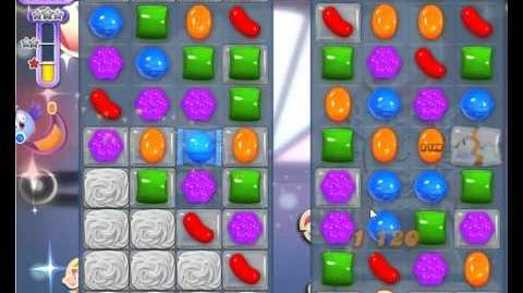 Candy Crush Saga Dreamworld Level 16 (Traumland)