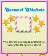 Caramel Chieftain