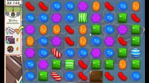 Candy Crush Saga Level 136