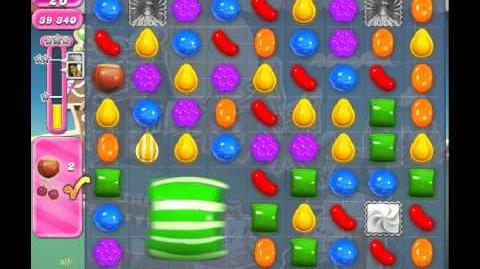 Candy Crush Saga Level 148 - 3 Star - no boosters