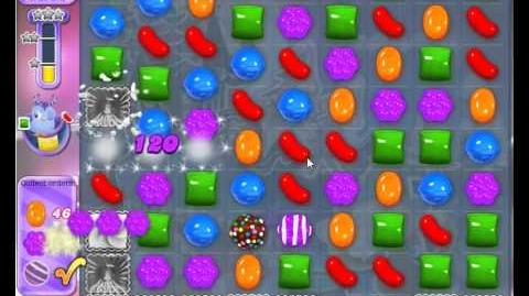 Candy Crush Saga Dreamworld Level 146 (Traumwelt)